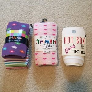 Other - Girls tight bundle 7-10